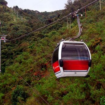 Choquequirao Cableway