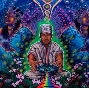 CEREMONY OF AYAHUASCA 2D / 1N