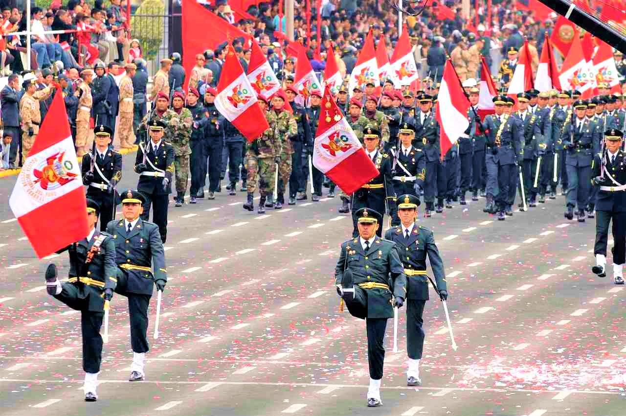 Peru Independence Day July 28 Peru Holidays Kantu Peru Tours Kantu Peru Tours