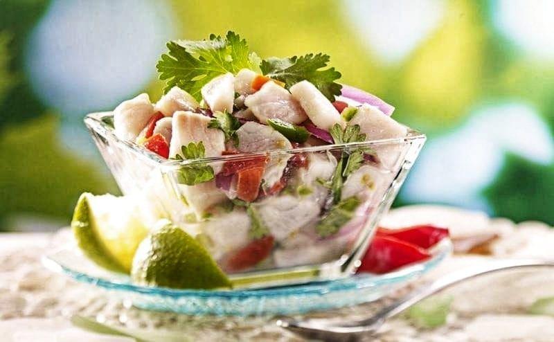 Ceviche Peruano Con Tan Solo 5 Ingredientes Kantu Peru Tours Kantu Peru Tours